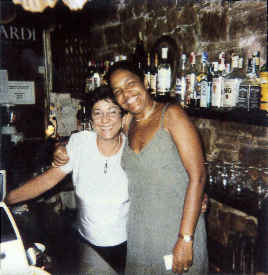 Marta Sanchez, cantante y amiga cubana