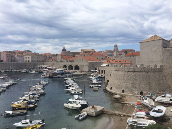 CROACIA: Dubrovnik-Split
